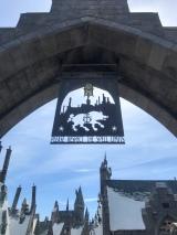 Hogsmeade entrance